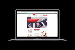 Создание сайтов - Натяжные потолки
