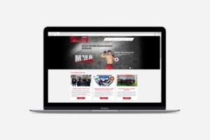 Создание спортивных сайтов