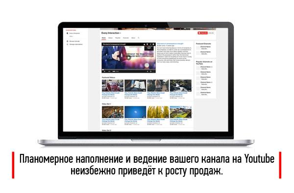 Youtube как канал привлечения клиентов